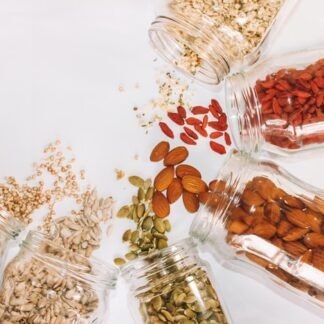 Dried Fruits, Berries, Seeds & Nuts